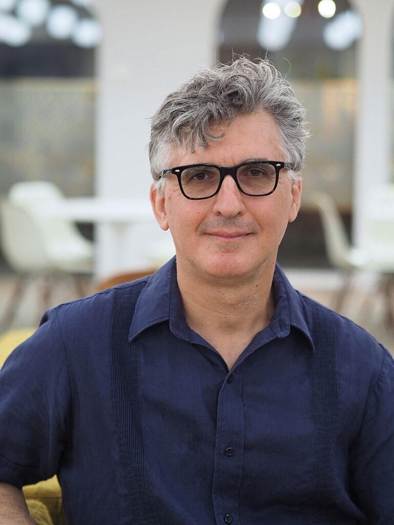 John Turci-Escobar, Assistant Professor of Instruction in Theory, Assistant Dean for Undergraduate Studies