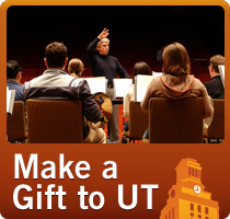 Make a Gift to UT