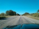 Highway to Palo Duro