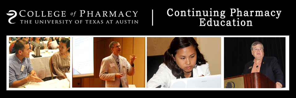 Continuing Pharmacy Education