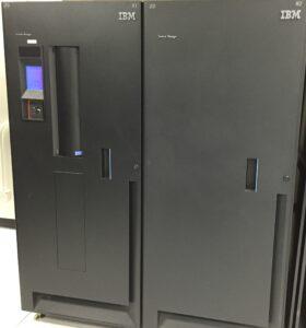 IBM TS3500 ATL