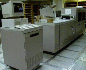 Xerox printers
