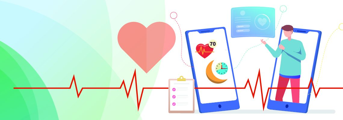 Can digital tool support heart self-care?