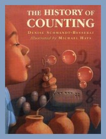 The History of Counting book cover