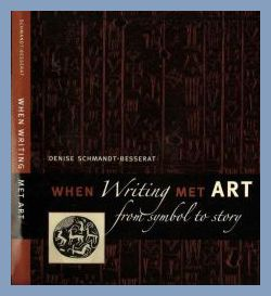 When Writing Met Art book cover