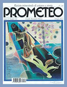 Cover of Prometeo