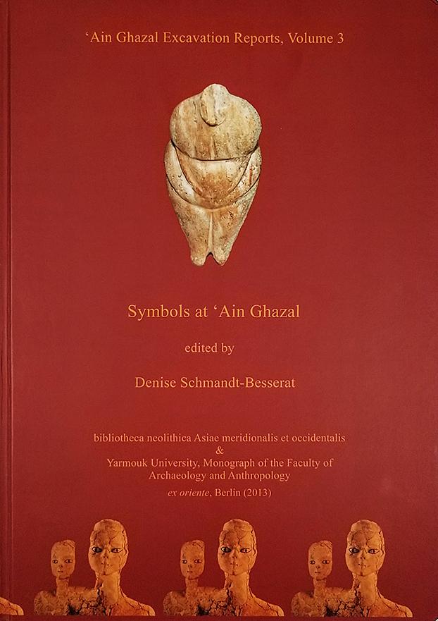 Book cover designed by Yosuf Zo'bi, Yarmouk University. Cover photos by Hussein Debajah, Yarmouk University, Irbid.