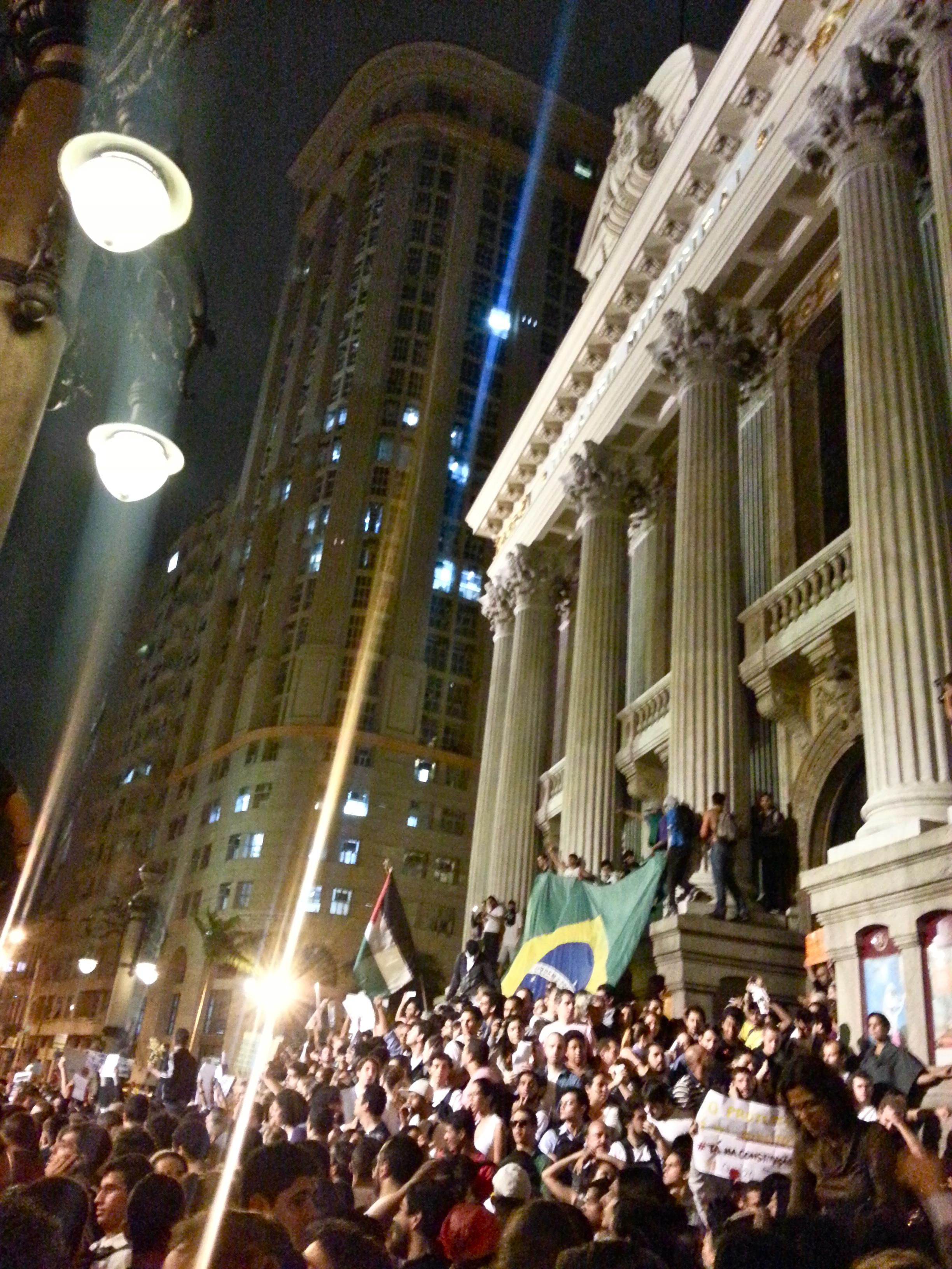 Rio de Janeiro, Brazil. June 2013. Eric Enrique Borja.