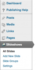 Dashboard-Slideshows