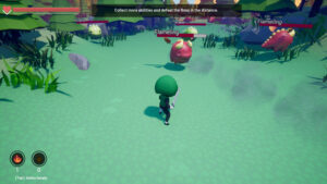 screenshot from Heartfelt video game