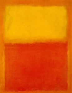 Mark Rothko, Untitled (Yellow, Orange, Yellow, Light Orange), 1995