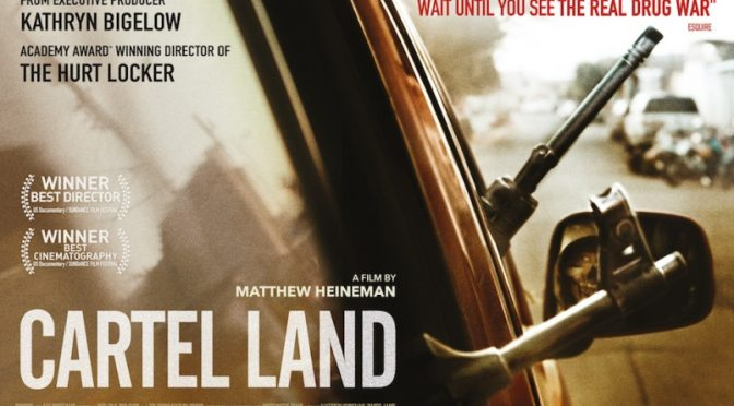 A Vicious Cycle of Corruption: Vigilantism, Power, and Morality in Cartel Land