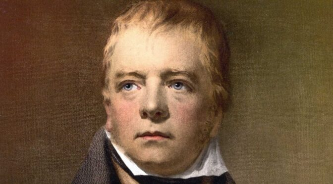 Gothic Care and Keeping: Sir Walter Scott's Stewardship