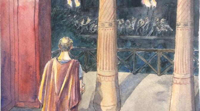 """C.P. Cavafy's """"The God Abandons Antony"""""""
