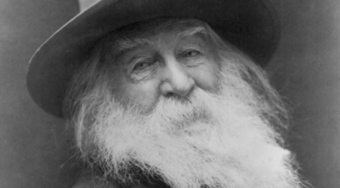 Two Poems by Walt Whitman
