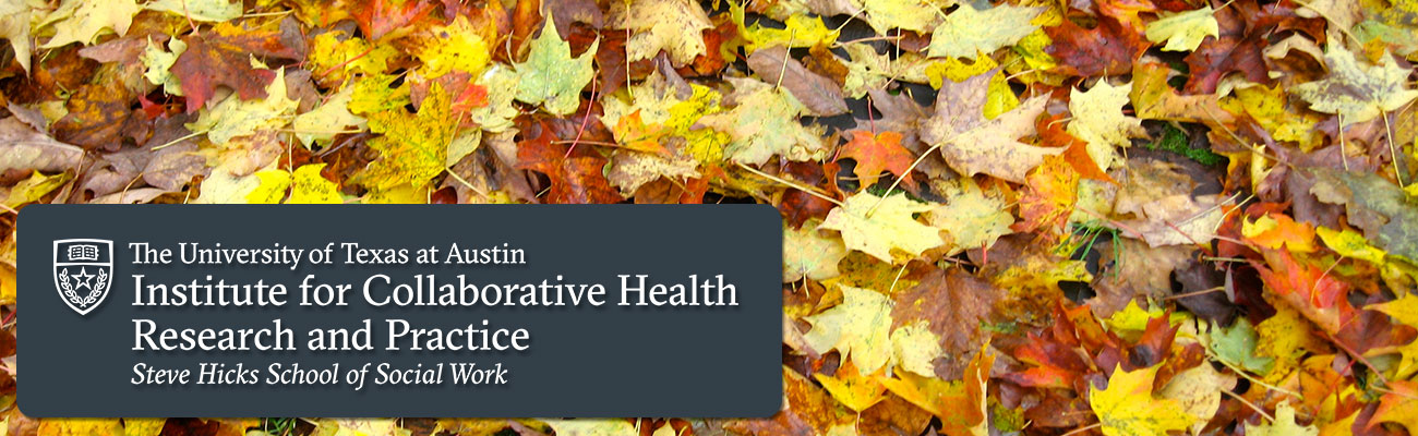 Institute for Collaborative Health Research and Practice