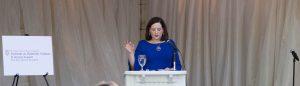 Noel-Busch-Armendariz Speaks at the 2018 Chancellors Awards