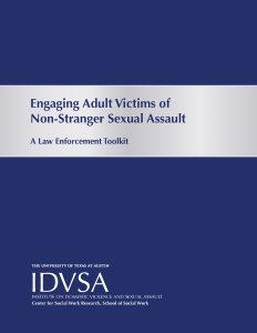 Engaging Adult Victims of Non-Stranger Sexual Assault