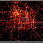Microsoft GeoLife trajectories in Beijing