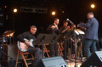 guitarist ben Zeff and chamber jazz group at Montreux