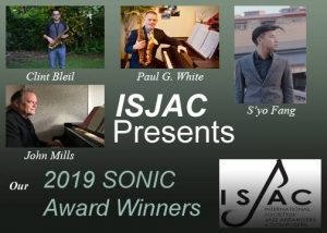 ISJAC award winners poster