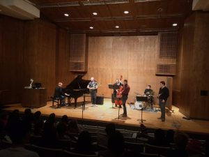 jazz combo recital
