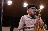 Joe Lovano playing