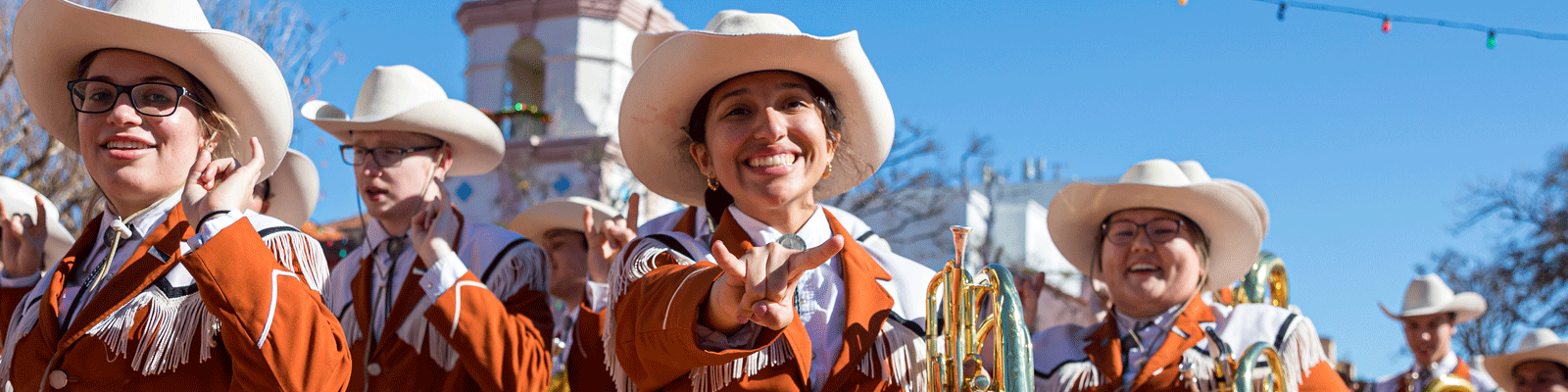 Join the Longhorn Band!