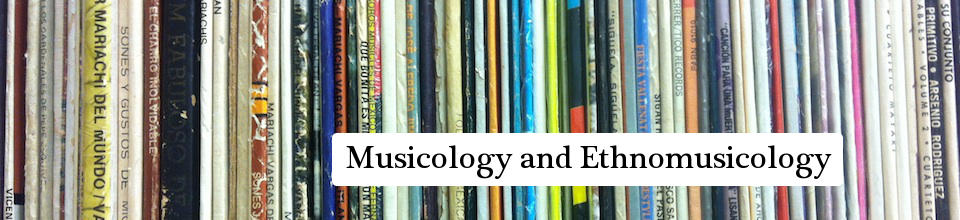 Musicology and Ethnomusicology | Butler School of Music | The University of Texas at Austin