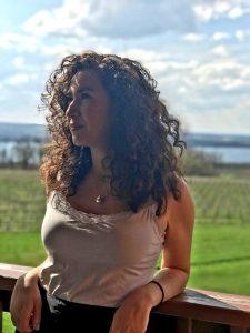 Cristina Saltos headshot