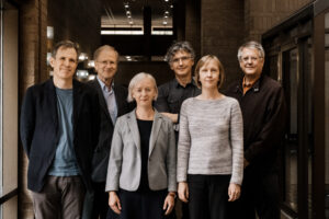 Image of music theory faculty
