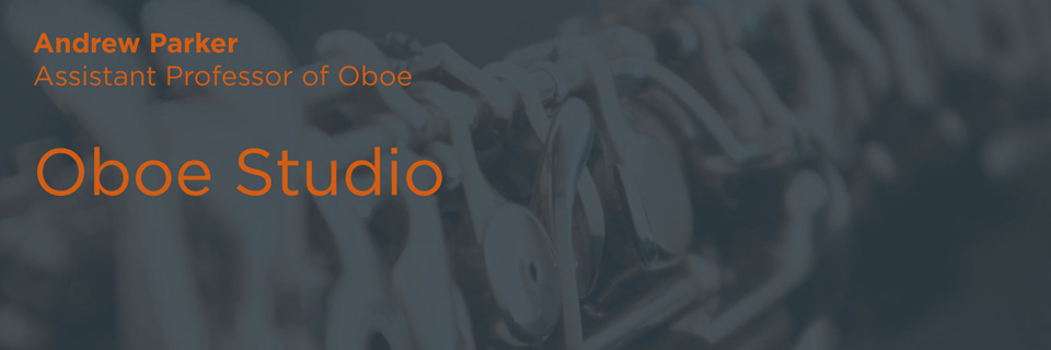 Oboe Studio | Butler School of Music | The University of Texas at Austin