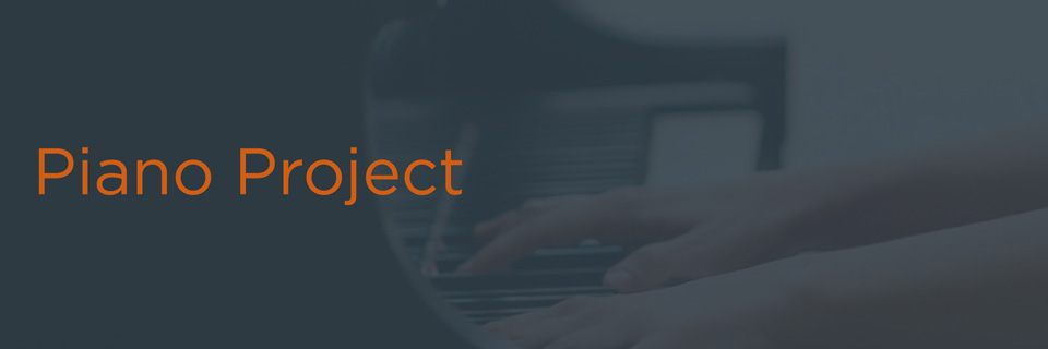 Piano Project Homepage