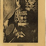 Photo of Alexader I, King of Yugoslavia, used in research for Night Soldiers.