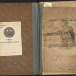 """The title page of John Greenleaf Whittier's """"Moll Pitcher"""" (1832)."""