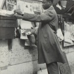 Photograph of Claude McKay, taken for 'Home to Harlem' promotion, c. 1928.