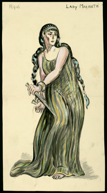 Web exhibition explores costume designs for stage and screen by B. J. Simmons & Co.