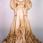 """The Wedding Dress worn by Vivien Leigh as Scarlett O'Hara in """"Gone With The Wind."""""""