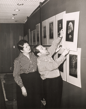 Listen to audio clips about the Gernsheim photography collection