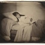 "Lewis Carroll (Rev. Charles Lutwidge Dodgson) (English, 1832–1898). ""Rosy Dreams and Slumbers Light"", 1873."