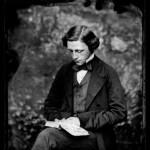 Lewis Carroll (Rev. Charles Lutwidge Dodgson) (English, 1832–1898). Self-Portrait, ca. 1857.