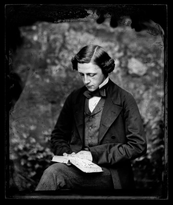 Through Lewis Carroll's Looking Glass