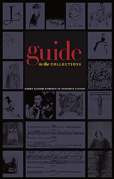 Your field guide to the Ransom Center