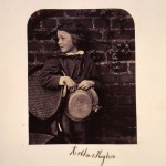 Lewis Carroll (Rev. Charles Lutwidge Dodgson) (English, 1832–1898). Arthur Hugues, 1863.