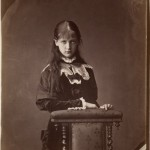 "Lewis Carroll (Rev. Charles Lutwidge Dodgson) (English, 1832–1898). Alexandra ""Xie"" Kitchin, 1877."