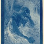 "Sir John Herschel. ""Still in My Teens,"" 1838. Cyanotype."