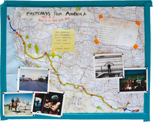 """Ransom Center helps to launch Magnum Photos's """"Postcards From America"""" tomorrow"""
