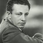 Nicholas Ray, ca. 1945.