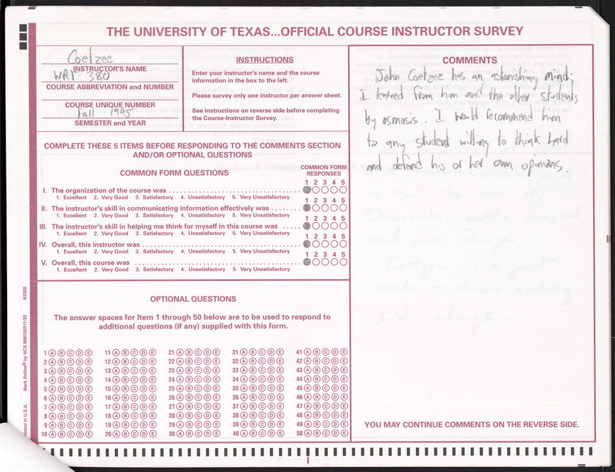 Have told University Of Texas At Austin Essay Requirements people feel that