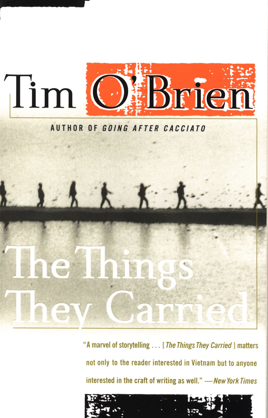 the things they carried poem